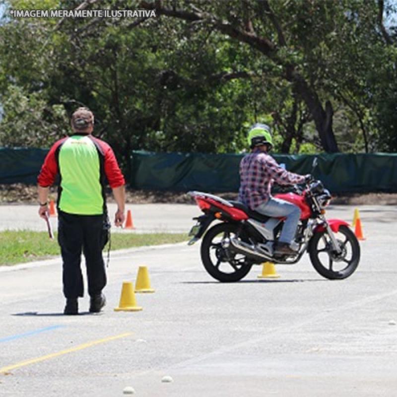 Carteira Moto a Parque Anhembi - Carteira para Moto