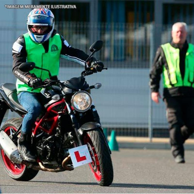 Carteira Motorista Moto Jardim Europa - Carteira de Moto
