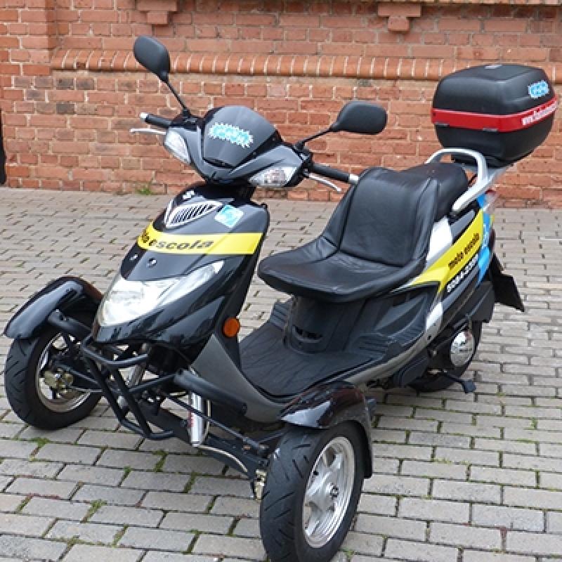 Habilitação de Moto Pcd Vila Bela Aliança - Habilitação Moto Especial