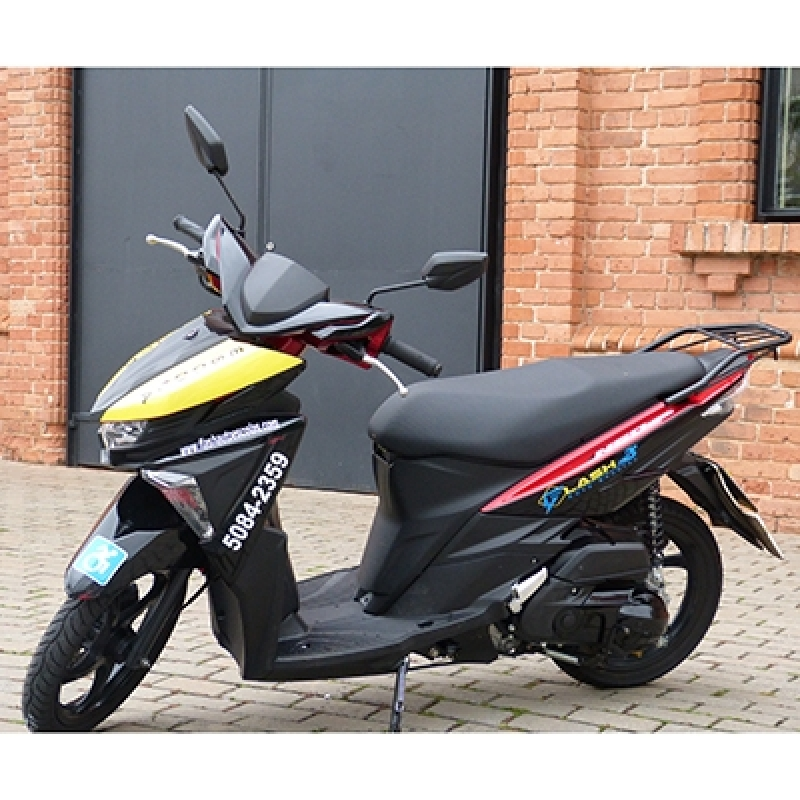 Habilitação de Motocicleta Vila Romano - Habilitação de Moto Pcd