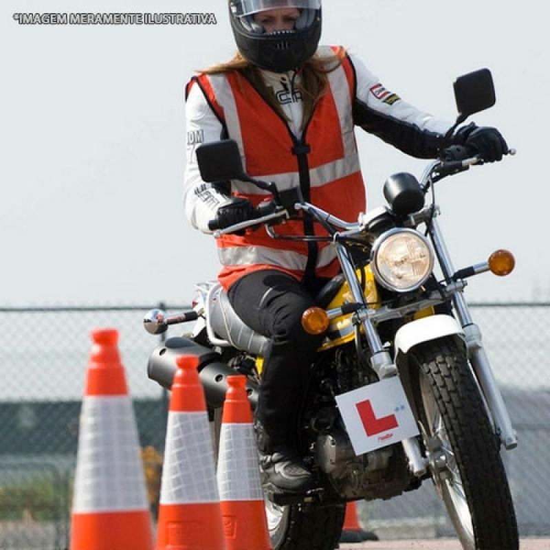Habilitação Moto a Valor Região Central - Habilitação de Motocicleta