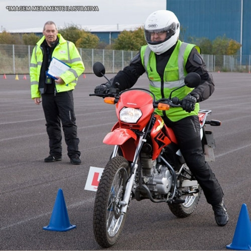 Onde Tirar Habilitação Carteira Moto Vila Romano - Habilitação de Moto Pcd