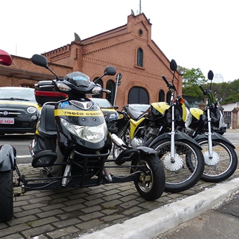 Onde Tirar Habilitação de Moto Especial Vila Boaçava - Habilitação de Moto