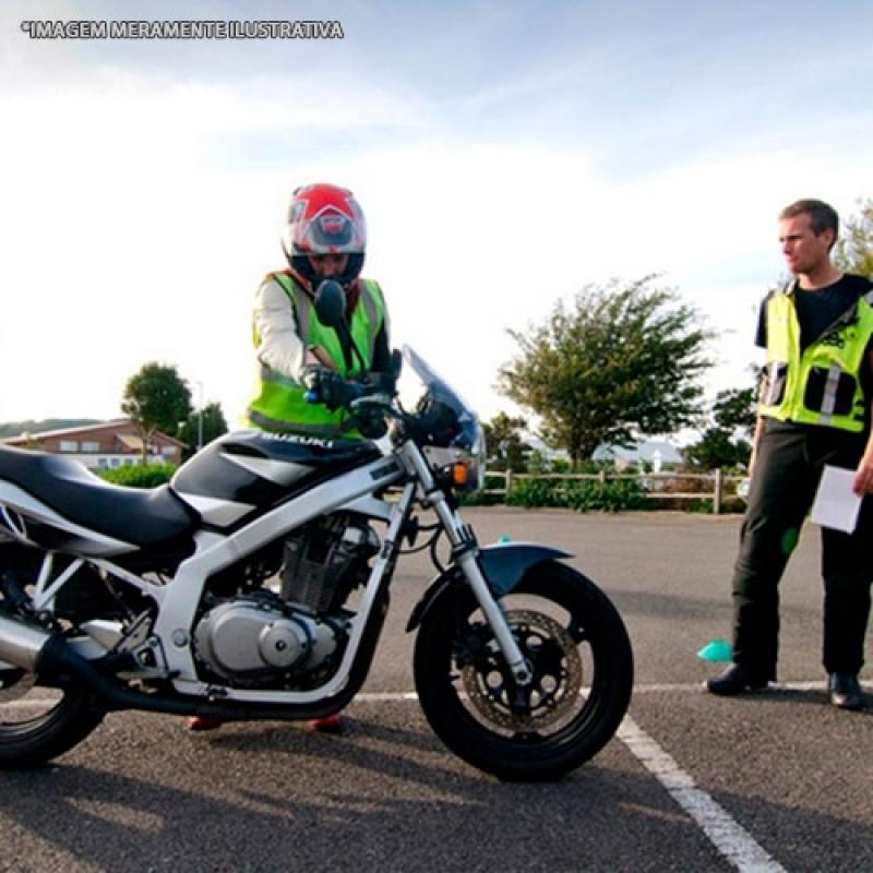 Onde Tirar Habilitação Moto a Rio Bonito - Habilitação de Moto Pcd