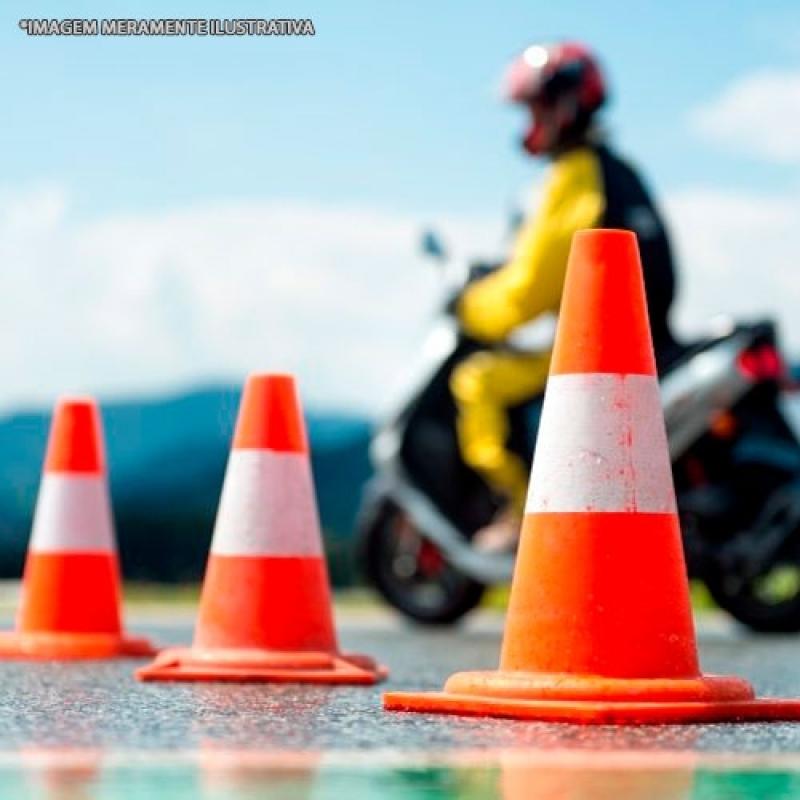 Onde Tirar Habilitação para Moto 100cc Indianópolis - Habilitação Carteira Moto