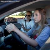 aula de direção automóvel