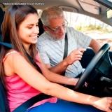 auto escola de aula de direção automotiva Vila Vicente Rao