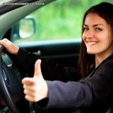 auto escola de aula de direção automotiva