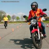 auto escola para primeira habilitação para moto