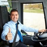 carteira de habilitação para ônibus valor Jardim Guapira