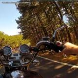 carteira para moto