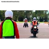 custo para primeira cnh de moto Cidade Dutra