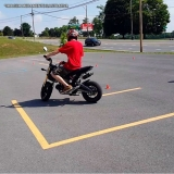 habilitação a moto