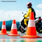 habilitação da moto Pacaembu