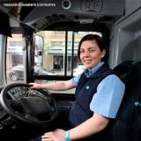 carteira de habilitação ônibus