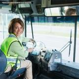 habilitação motorista de ônibus