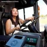habilitação para dirigir ônibus valor Parque Ypê