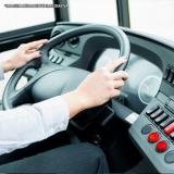 habilitação para motorista de ônibus valor Vila Ema