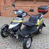 mudança cnh moto Vila Elisio