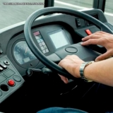 onde fazer habilitação para motorista de ônibus Água Branca
