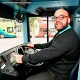 onde fazer tirar a habilitação de ônibus Alvarenga