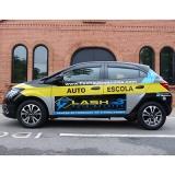 preço de auto escola carro aulas Jardim dos Manacás