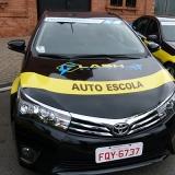 preço de cnh b carro Vila Deodoro