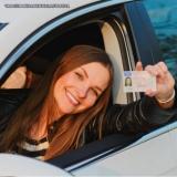 preço de curso cfc primeira habilitação de carro Conjunto dos Bancários