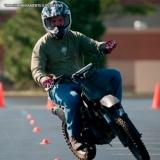 primeira cnh moto Raposo Tavares