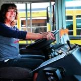 tirar a habilitação de ônibus valor Parque do Otero