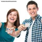 tirar carta motorista orçamento Vila Paulista