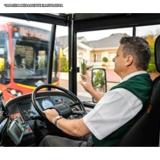 tirar habilitação de ônibus