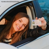 valor de carteira de motorista a e b Capão Redondo