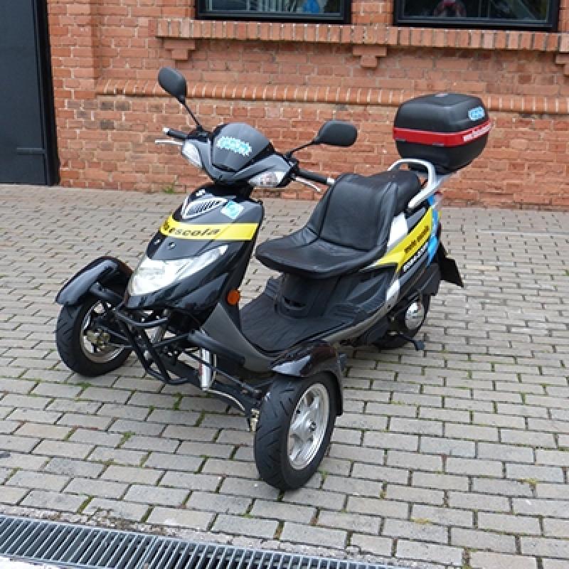 Tirar Habilitação de Moto Especial Parque Colonial - Habilitação de Moto Pcd