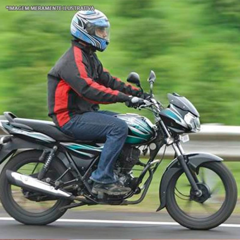 Tirar Habilitação Moto 100cc Jardim Novo Mundo - Habilitação de Moto Pcd